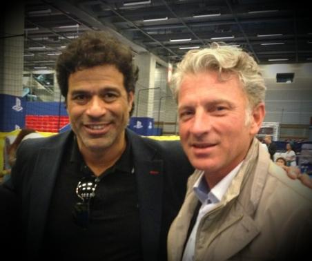 Raí Souza Vieira de Oliveira, François Michalon