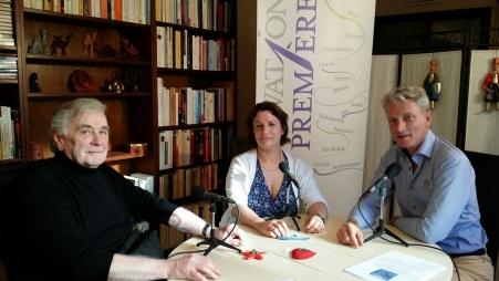 Éric Lipmann, Agnès Stocchetti, François Michalon