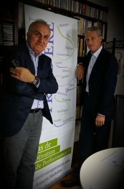 Dr. Ali Afdjei, François Michalon