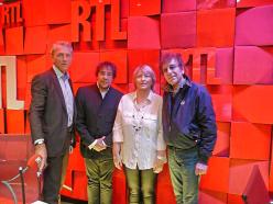 François Michalon, Laurent Voulzy, Béatrice Pannier, Alain Souchon