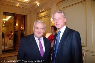 Jean Pierre Raffarin, Francois Michalon